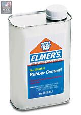 ELMER'S - Rubber Cement - Repositionable - 1 quart