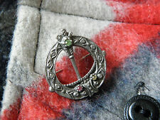 VTG Scottish Celtic Cloak Kilt Brooch Pin