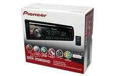 Pioneer DEH-X5800HD CD/MP3/WMA Player HD Radio Pandora Support Front USB AUX