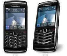 BlackBerry 9105  - Black / White