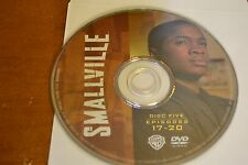 Smallville First Season 1 Disc 5 Replacement DVD Disc Only ****