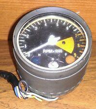 1972 Suzuki TS250 TS 250 tachometer tach gauge 70-81