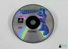 * PLAYSTATION ps1 gioco-MEGA MAN 8-Solo cd-rar *