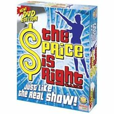 THE PRICE IS RIGHT NEW DVD EDITION GAME *NEW* 2005 SEALED