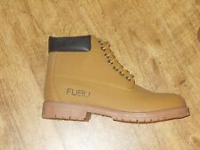 MEN'S FUBU BOOTS, FUBU SHOES FOOTWEAR STYLE, HIPHOP, URBAN LABEL, U.K SIZE 10