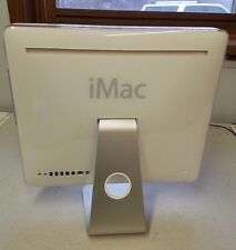 Apple iMac 17 Core 2 Duo 1.83GHz All-in-One Computer 1GB 160GB CDRW/DVD Webcam
