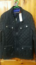 SUPERDRY APEX QUILTED Double Zip Men's Jacket UK Size XXL BNWTS!
