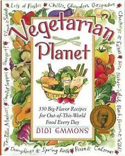 The Vegetarian Planet: 350 Big-Flavor Recipes for Out-Of-This-World Food Every D