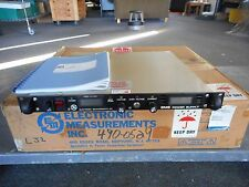 ELECTRONIC MEASUREMENTS INC. MODEL:EMS 7.5-130-1-D-1159 REV C EMS POWER SUPPLY