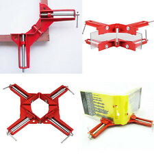 Fixture Corner Clamps Picture Photo Holder Jig Woodworking Tool 90° Right Angle