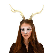 Deer Stag Animal Antlers Horns Devil Demon Adult Halloween Costume Accessory