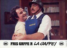 DANIEL PREVOST MARCO PERRIN FAIS GAFFE A LAGAFFE ! 1981 PHOTO N°2  FRANQUIN