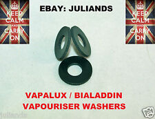 VAPALUX VAPOURISER WASHER X 3 BIALADDIN LAMP SPARES VAPOURISER WASHER PARTS