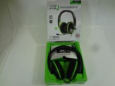 New Open Box TURTLE BEACH EARFORCE XL 2 Wired Stereo Headset with Mic, Black