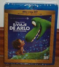 EL VIAJE DE ARLO-THE GOOD DINOSAUR-DISNEY-BLU-RAY 3D+BLU-RAY-PRECINTADO-SEALED