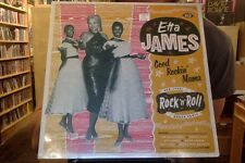 Etta James Good Rockin' Mama LP sealed vinyl