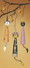 CAT Ornaments - 3 Assorted - Williraye - 6064 - New in Box