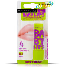 Maybelline Baby Soft Lips Mint Fresh SPF20 Lip Protection Moisture Balm