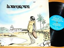 1977 KGB Radio San Diego Private Label LP - HOMEGROWN 5