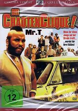DVD NEU/OVP - Die Chaotenclique - Mr. T & Adam Baldwin