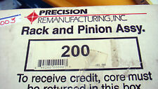 BRAND NEW In Box NOS Precision Parts #200 Rack And Pinion Assembly GM Vehicles