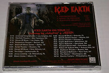 ICED EARTH FRANKENSTEIN GHOST OF FREEDOM VERY RARE CD PROMO SEALED JUDAS PRIEST