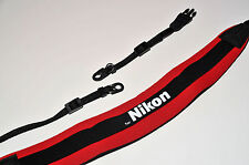 WEIGHT REDUCING COMFORT STRAP FOR NIKON DSLR CAMERA