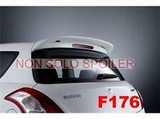 SPOILER  ALETTONE POSTERIORE CON PRIMER  SUZUKI SWIFT DOPO 2010  F176P TR176-2