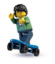 LEGO Skater Minifigure 8683 Series 1 New Sealed
