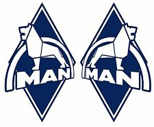 MAN Truck Decals / sticker