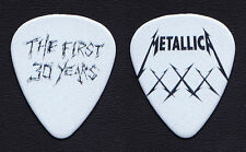 Metallica 30th Anniversary XXX The First 30 Years Guitar Pick #2 Dunlop Reissue