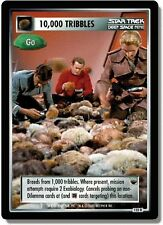 Star Trek CCG TwT Trouble With Tribbles 10,000 Tribbles (Go) 132R