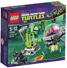 LEGO® Teenage Mutant Ninja Turtles Krangs Labor 79100 Neu und OVP