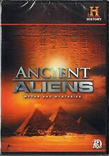 ANCIENT ALIENS: MYTHS AND MYSTERIES  (2 Discs)