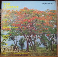 TOP COMPAS D'HAITI GACON EN KA FRENCH LP DISQUES DEBS