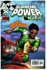 ♥♥♥♥ SUPREME POWER (VOL.1) • Issue 5 • MAX Comics
