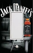 JACK DANIELS POOL ROOM DECORATOR WALLPLATE