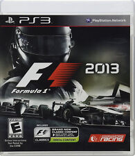 F1 2013 PS3 New PlayStation 3, Playstation 3