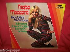FIESTA MEXICANA LP 1970s GERMANY EX Sexy Cover