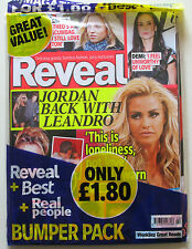 Best Reveal & Real People Magazines 17 Jan 2012 Lorraine Kelly Jordan Demi Moor