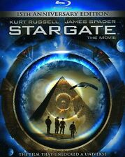 Stargate [WS] [15th Anniversary Edition] [Extended Cut] [Blu-ray NEW]
