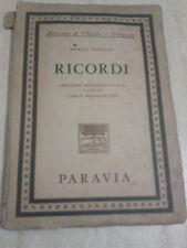 Marco Aurelio - RICORDI - Paravia