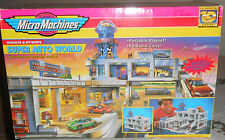 Micro Machines Super Auto World Playset New Sealed HTF