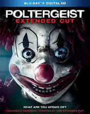 Poltergeist (Blu-ray, 2015; Extended Cut) + Digital HD