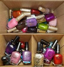 Milani Nail Lacquer Polish Wholesale Glitter Sparkle & Regular *30* No Dups F122