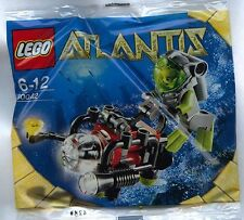 LEGO ATLANTIS MINI SUBMARINE 30042