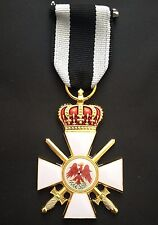 MUSEUM QUALITY WW1 IMPERIAL GERMAN PRUSSIAN ORDER OF THE RED EAGLE MEDAL 1792