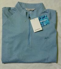 NWT WESTWOOD SHIRT 1/4 zip Aero Cool long lasting freshness Hybrid Life Sports