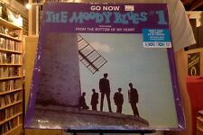 The Moody Blues Go Now #1 LP sealed 180 gm vinyl RSD Record Store Day