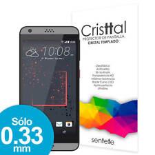 Protector de Pantalla CRISTAL TEMPLADO Premium para HTC Desire 530 - SENTETE -
